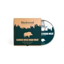 Meža cūkas gaļas gabaliņi Blackwood žel. 250g