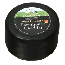Čederio sūris FARMHOUSE CHEDDAR,48%, 200g