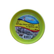 Siļķes fil.eļļā ar mar.sīp., saldin.200g/120g