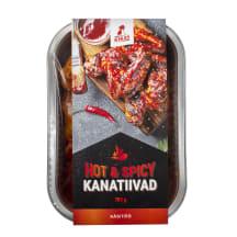 Kanatiivad hot & spicy Kikas 700g