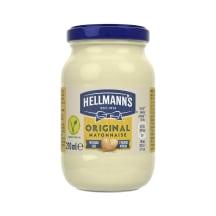 Majonezas HELLMANN'S ORIGINAL, 210 ml