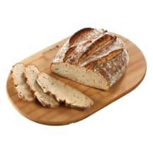 Saldžiarūgštė kaimiška duona,500 g