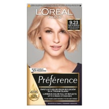 Pl. dažai L`OREAL PREFERENCE ROSE GOLD 9.23