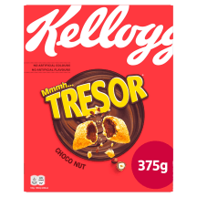 Brok. pārslas Kellogg's Tresor Choco Nut 375g