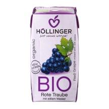 Ekol.raud. vynuogių nektaras HOLLINGER, 0,2l