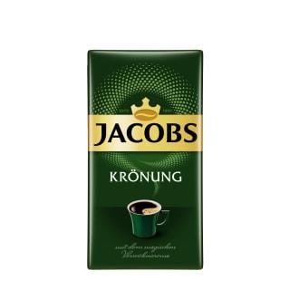 Skrudinta malta kava JACOBS KRONUNG, 500 g