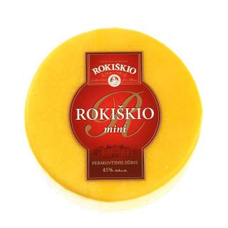 Sūris ROKIŠKIO MINI, 45 % rieb., 400 g