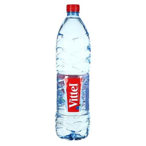 Negazuotas natūralus mineralinis vanduo VITTEL, 1,5 l
