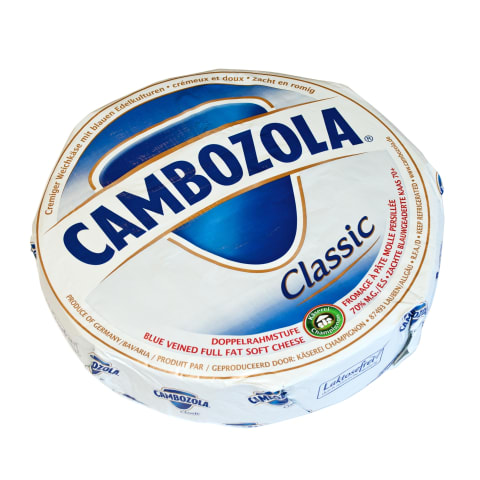 Sūris su mėlynuoju pelėsiu CAMBOZOLA BLU, 70 % rieb., 1 kg