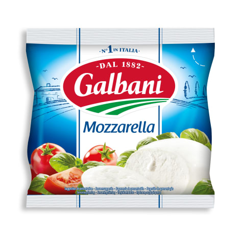 Sūris mozzarella GALBANI, 125 g