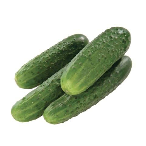 Lietuviški trumpavaisiai agurkai, 1kg