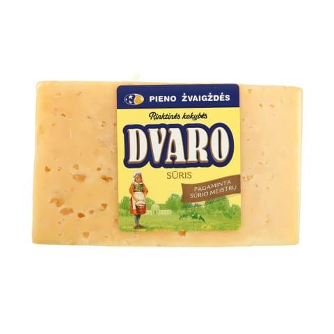 Fermentinis  DVARO sūris, 50 % rieb., 1 kg