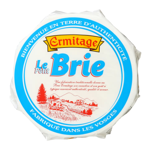 Pelėsinis sūris BRIE ERMITAGE, 60% rieb., 500 g