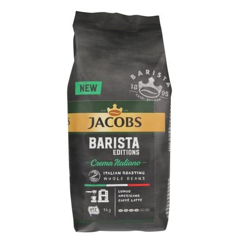 Kaf pupinas JACOBS BARISTA ITALIANO 1kg