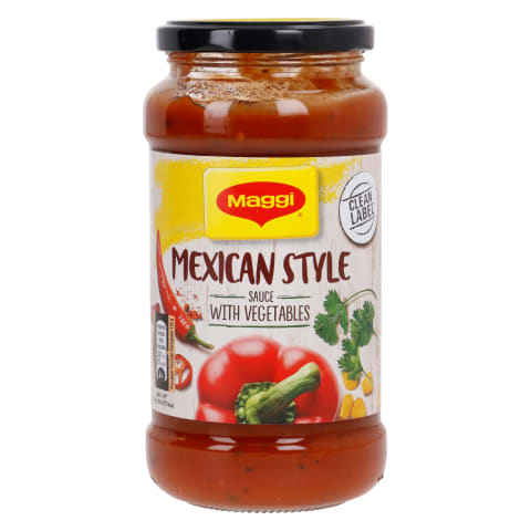 Pastakaste Mexican Style Maggi 500g