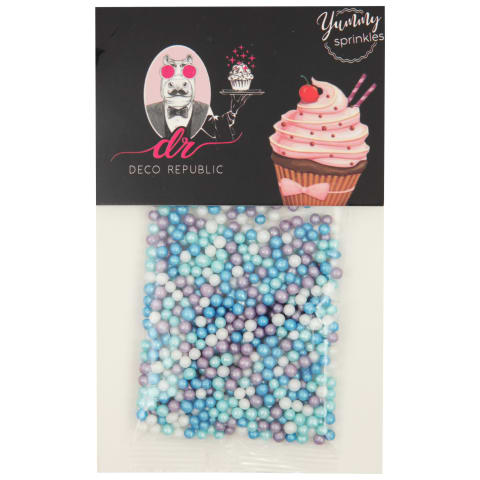 Cukura dekors Deco Republic pērles 20g