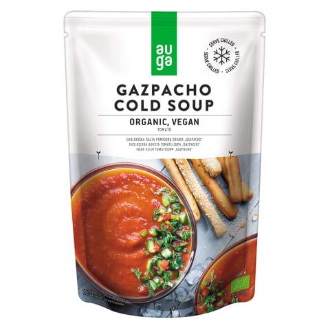 Eko. šalta pomidorų sriuba AUGA GAZPACHO,400g