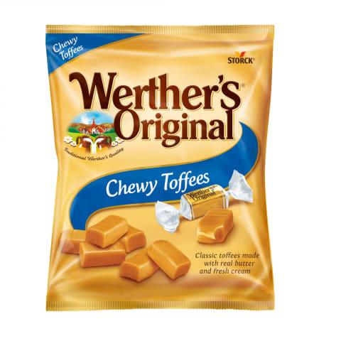 Konfektes Werthers Original īriss 135g