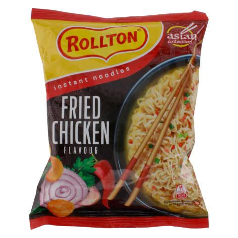 Kiirnuudlid praetud kana maitsega Rollton 65g