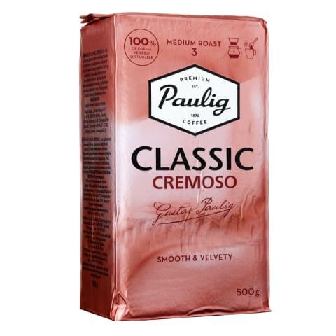 Malta kava PAULIG CLASSIC CREMOSO, 500 g