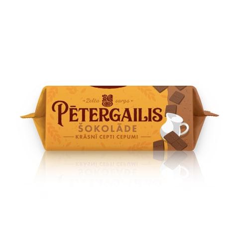 Cepumi Pētergailis šokolāde 160g