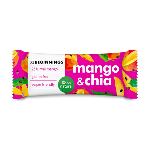 Batoniņš The Beginning mango 40g