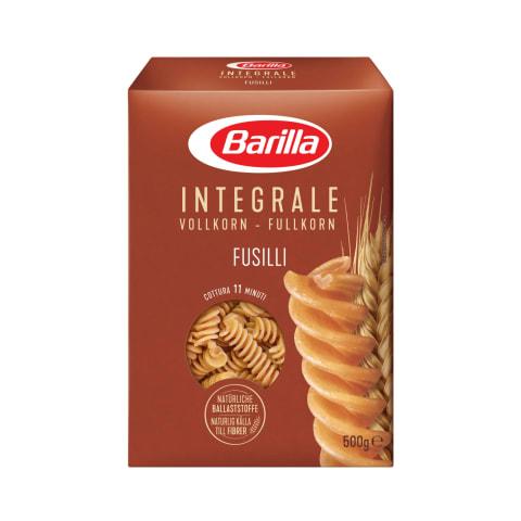 Makaronai BARILLA FUSILLI INTEGRALE, 500 g