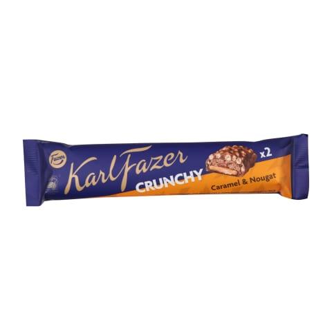 Šokolādes batoniņš Karl Fazer Crunchy 55g