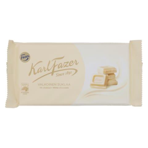 Valge šokolaad Karl Fazer 131g