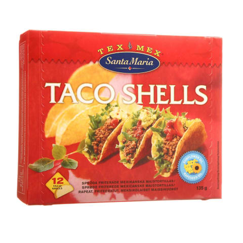 Taco taskud Santa Maria 135g