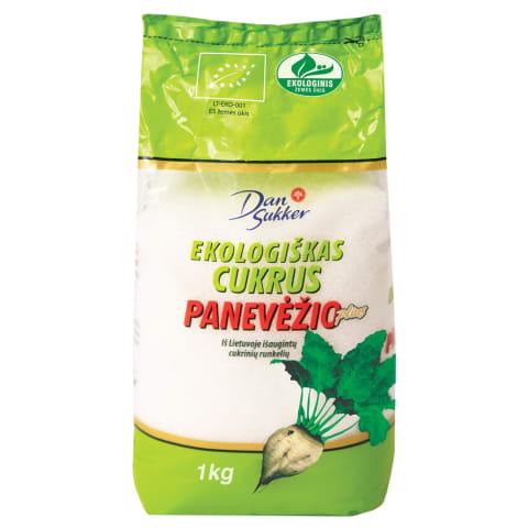 Ekologiškas cukrus PANEVĖŽIO PLIUS, 1 kg