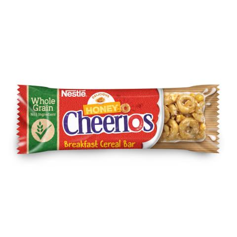 Brok. batoniņš Nestle Cheerios vit./kalc. 22g