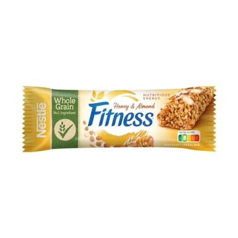 Brok. baton. Nestle Fitness med./mand. 23,5g