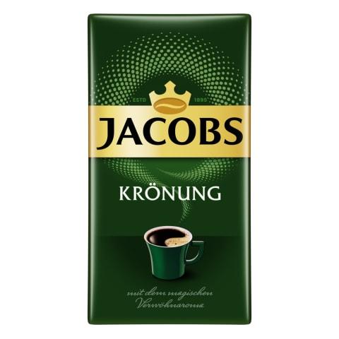 Kohv jahvatatud Jacobs Kronung 500g