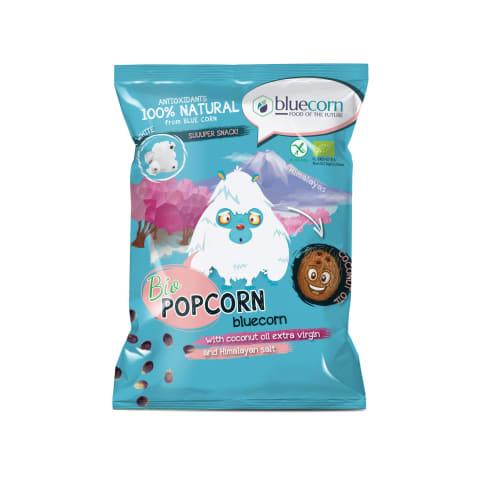 Popkorns Bluecorn bez glutēna BIO 50g