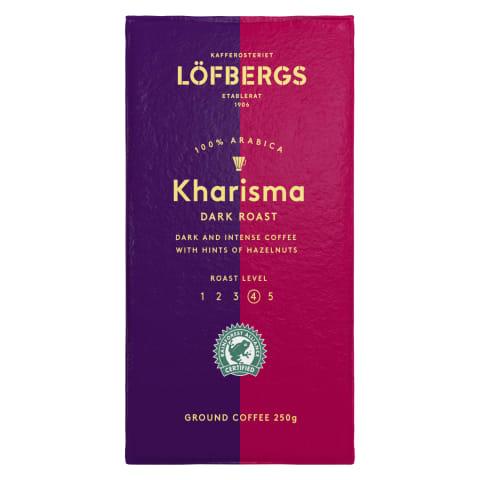 Malta kafija Lofbergs Kharisma 250g