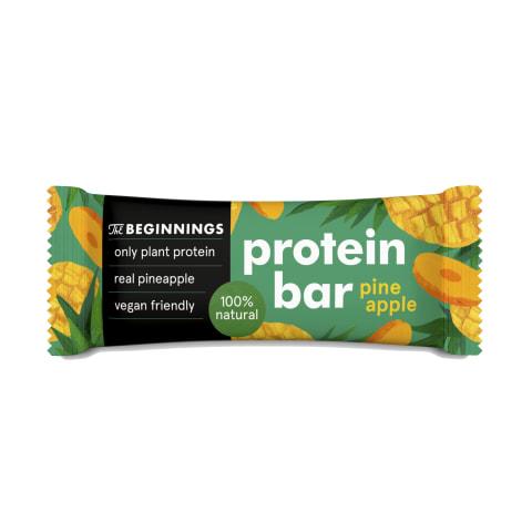 Proteīna batoniņš Beginnings ananāsu 40g