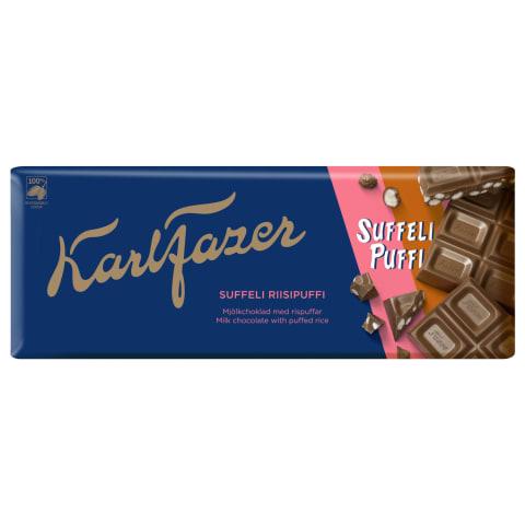 Piimašokolaad suffeli Karl Fazer 198g