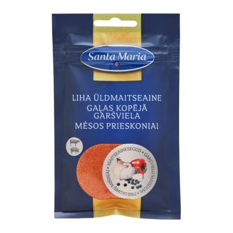 Garšviela Santa Maria gaļas kopējā 35g