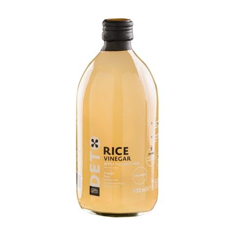 Rīsu etiķis Detox BIO 500ml