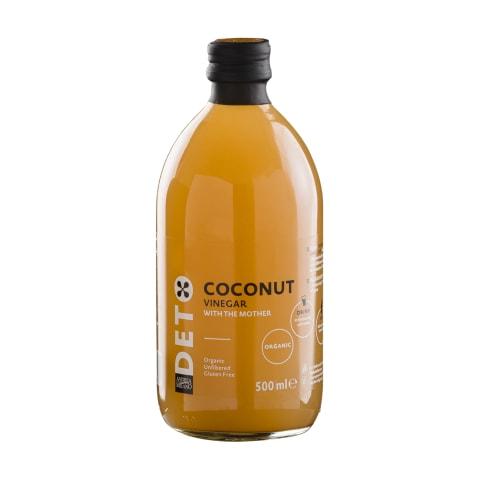 Kokosriekstu etiķis Detox BIO 500ml