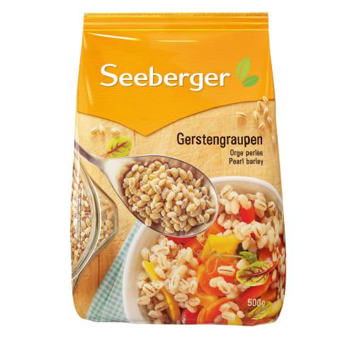 Perlinės kruopos SEEBERGER, 500 g