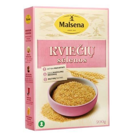 Kviečių sėlenos MALSENA, 200 g