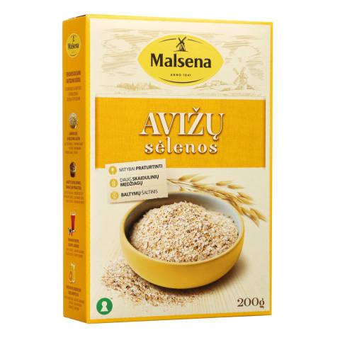 Avižų sėlenos MALSENA, 200 g