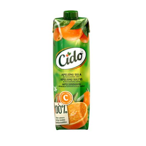 Apelsinų sultys CIDO, 1l