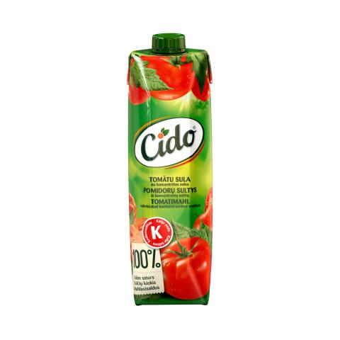 Pomidorų sultys CIDO, 1l
