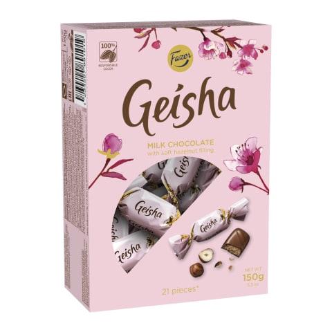 Konfektes Geisha 150g