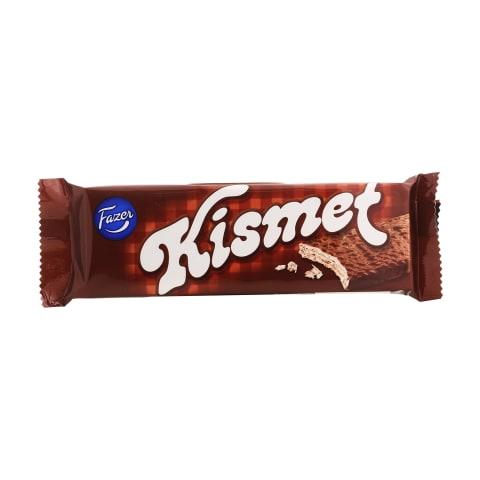 Vahvlibatoon šokolaadis Fazer Kismet 55g