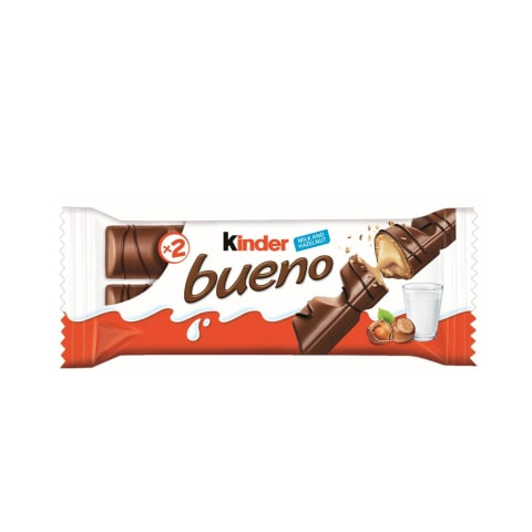 Batoniņš Kinder Bueno šokolādes 43g