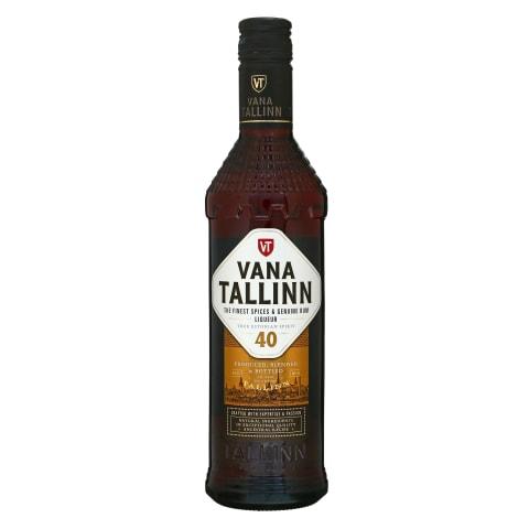 Likeris VANA TALLINN, 40%, 0,5l